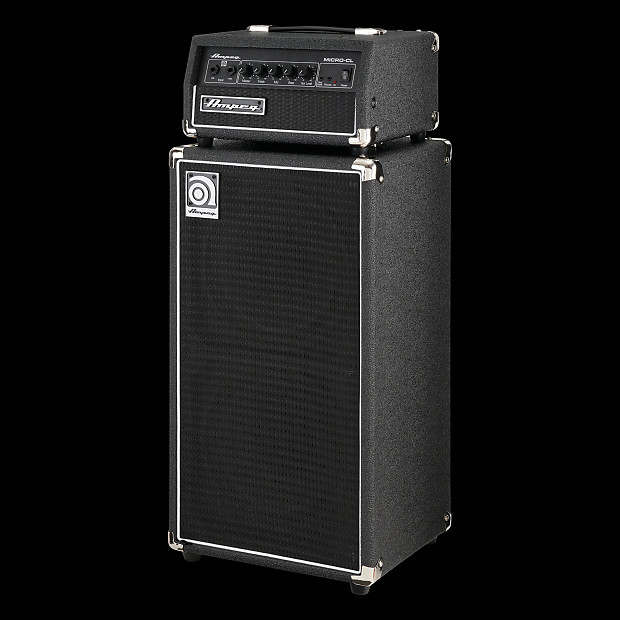 ampeg micro cl svt classic bass amplifier stack alto music reverb. Black Bedroom Furniture Sets. Home Design Ideas