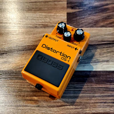 BOSS DS-1 Distortion Pedal for sale