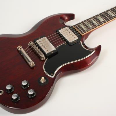 Gibson Custom Shop 1961 Les Paul SG Standard Reissue Stop-Bar VOS