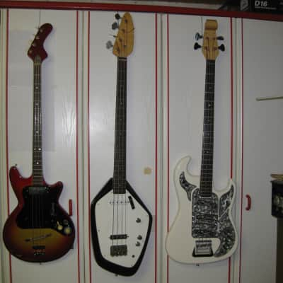 Recently added new Vintage BURNS and others miscellaneous 60's to 90's: Guitars, Basses and Amps for sale