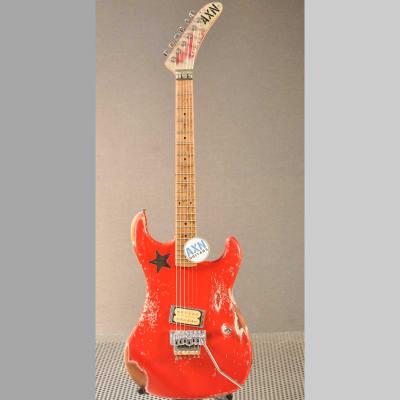 AXN™ SunsetStrip™ Banana Guitar for sale