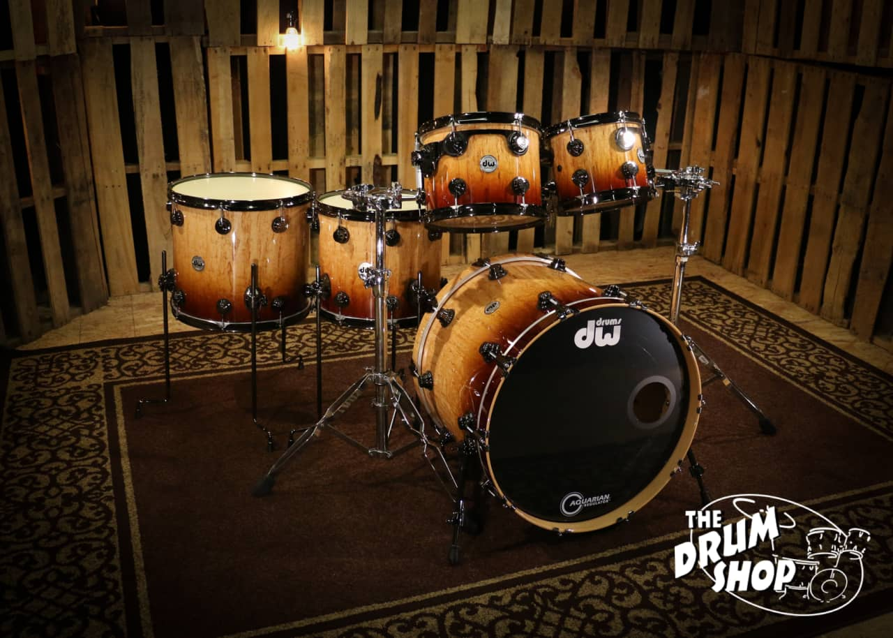 Used Dw Collectors Series Danny Seraphine Clinic Exotic