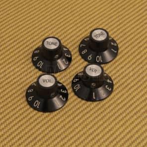 005-4521-049 '72 Telecaster Guitar Custom 1-10 Skirted Knobs 2Tone/2Vol
