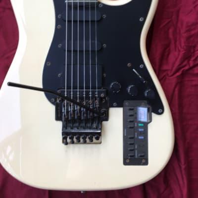 Casio PG 380 1987 White for sale