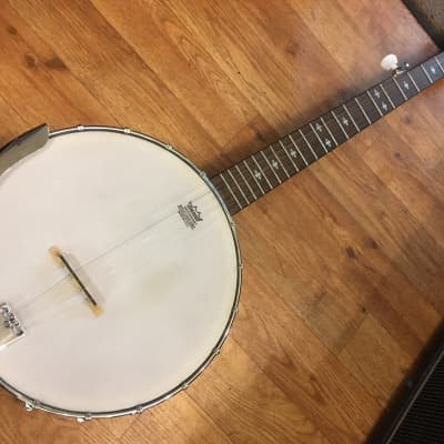 Ashbury AB-25/5 2016 5 String Banjo + Diamond inlays on a rosewood fingerboard. for sale