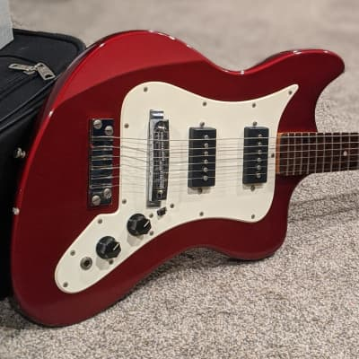 1966 Murph Squire - Vintage - Offset - Candy Apple Red for sale