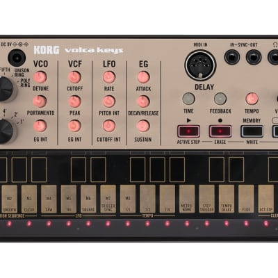Korg Volca Keys Analog Loop Synthesizer