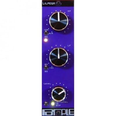 Purple Audio LILPEQR 500-Series 2-Band Program Equalizer Module