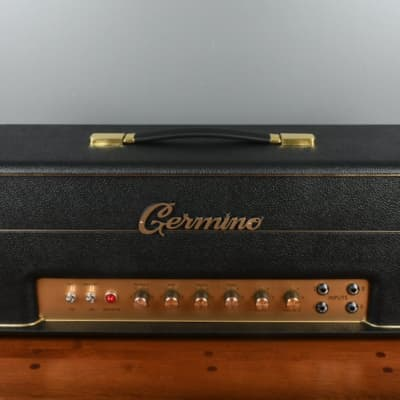 2020 Germino Lead 55 LV Master Volume Black Tolex for sale