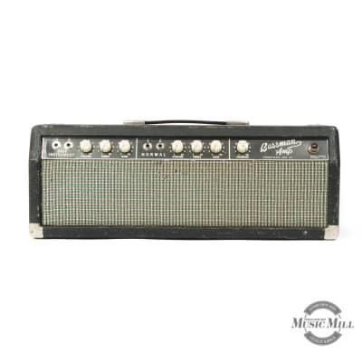 Vintage Fender Bassman Head Blackface (USED) x7298