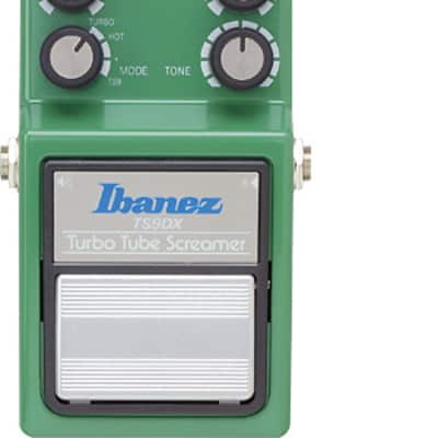 Ibanez TS9DX Tube Screamer Effects Pedal