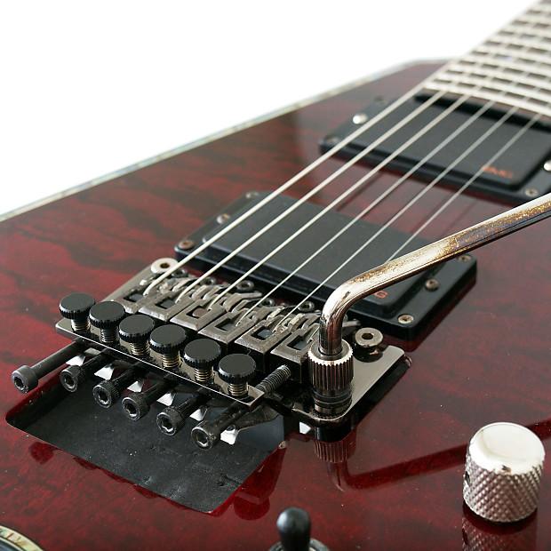 schecter diamond series hellraiser electric guitar v 1 reverb. Black Bedroom Furniture Sets. Home Design Ideas