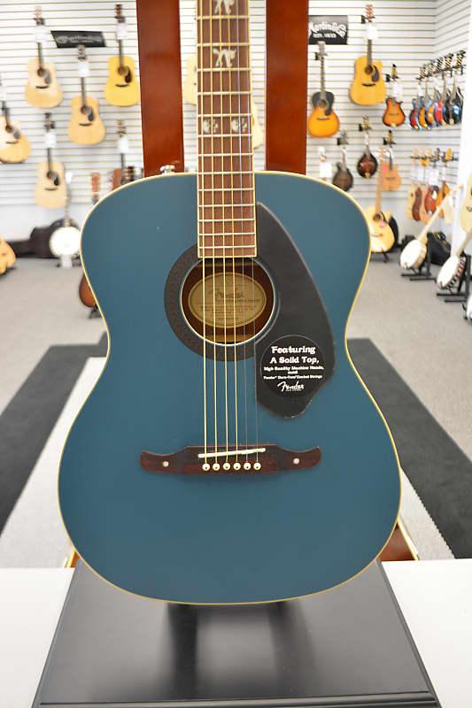 Fender Tim Armstrong Hellcat FSR - Sapphire Blue