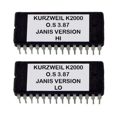 Kurzweil K2000 outputs protection circuit
