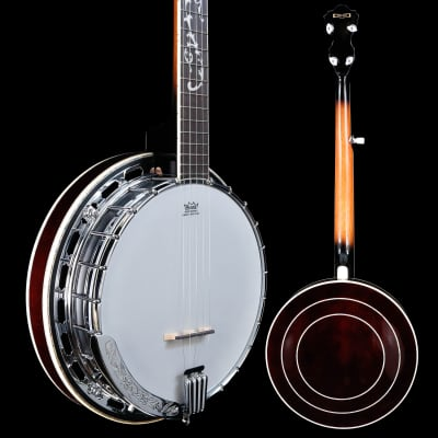 Ibanez B300 5-String Banjo, Rosewood Resonator for sale