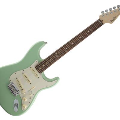 Fender Jeff Beck Stratocaster - Surf Green w/ Rosewood Fingerboard - Used