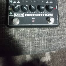 Mxr Doubleshot Distortion 2008 Black