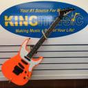 Jackson X Series Soloist SL4X Neon orange