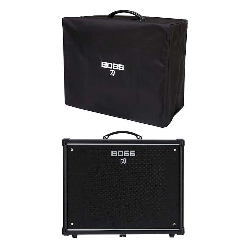 boss ktn 100 100 watt guitar combo amplifier bundle with amp reverb. Black Bedroom Furniture Sets. Home Design Ideas