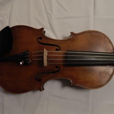 Antonio Curatoli Guarneri Model 1906 Violin