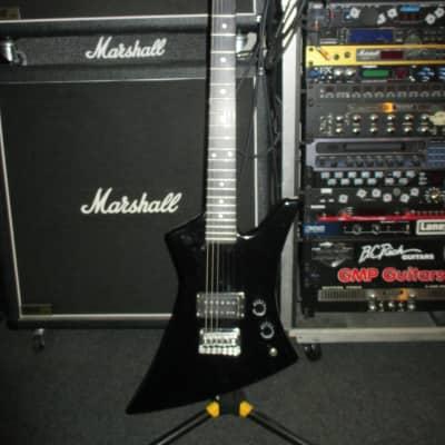 Dixon  SE Series Kelly Shaped Guitar Black for sale