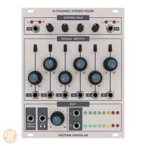 Sputnik Modular 6-Channel Stereo Mixer image