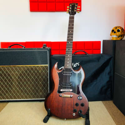 Gibson SG Special Faded Electric Guitar with SKB hard case for sale