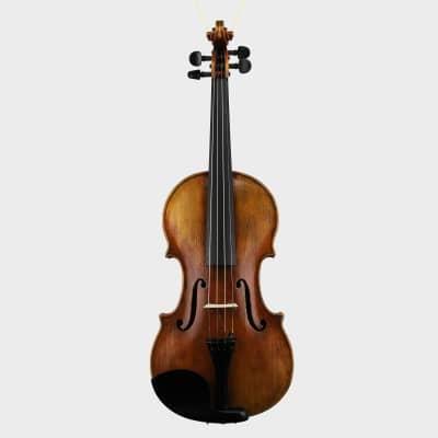 Violin handcrafted - model: Guarneri del Gesu 1743 Il Cannone