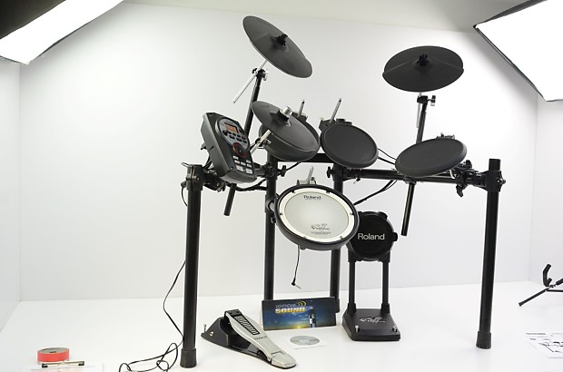 Roland V-Drums TD-11K V-Compact Drum Set Electronic - Drum Kit