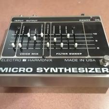 Electro-Harmonix Micro Synth 90s Silver