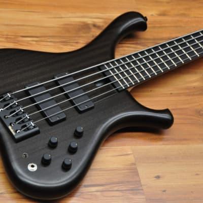 Marleaux Consat Special Edition 5 Doctorbass 2019 Series Serial#2316 Trans Black for sale