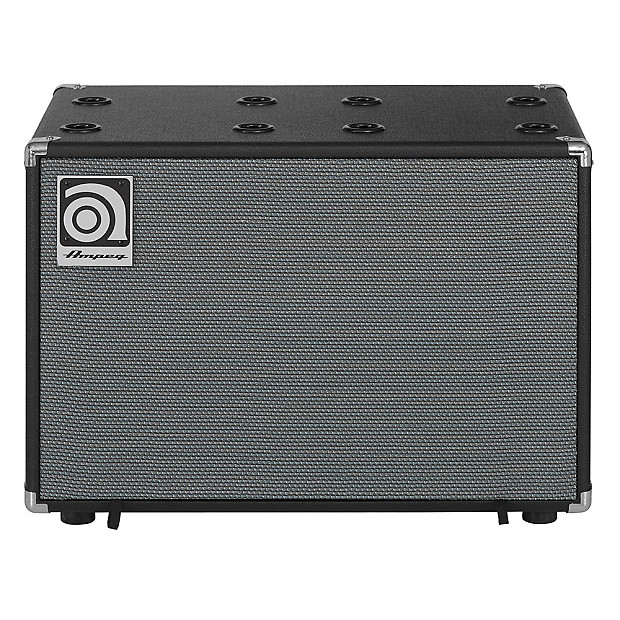 ampeg cl watt x amp with cabinet head dp micro stack bass