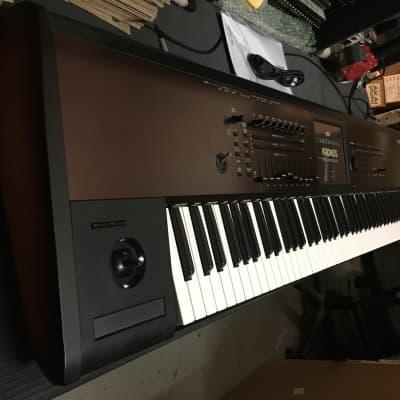 Korg KRONOS LS 88 Semi-Weighted keys keyboard , LS88 ,B stock  //ARMENS//.