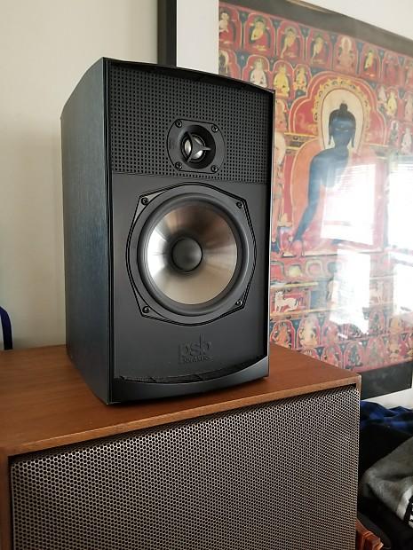 PSB Alpha B1 Audiophile Bookshelf Speakers