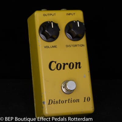 Coron Distortion 10 late 70's Japan