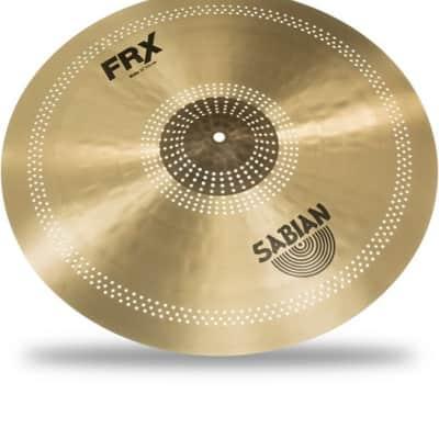"Sabian 21"" FRX Ride Cymbal Natural Finish"