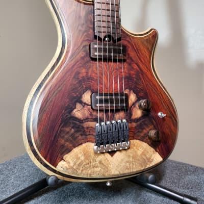 Barlow Guitars  Falcon 2020 Cocobolo for sale