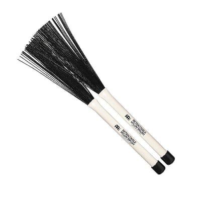 Meinl Retractable Nylon Brush Pair