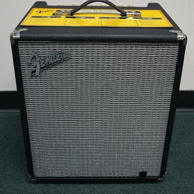 Fender Rumble 100 Bass Combo Amp, Factory Cosmetic Flaw, FULL WARRANTY = Save $