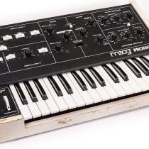 Moog Prodigy 1970s Black image