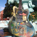 P.zorito Customs Affinity Jazzmaster Loaded Body image