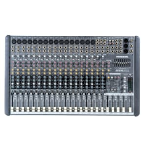 Mackie CFX20 MKII 20-Channel Compact Integrated Live Sound Reinforcement Mixer