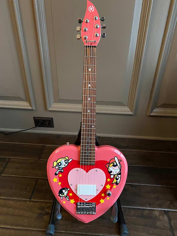 guitarra chicas superpoderosas