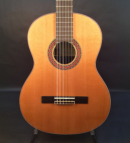 Manuel Rodriguez Model C3 Acoustic Guitar Reverb
