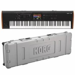 Korg Kronos 2 88 Key Music Workstation with FREE Hardcase