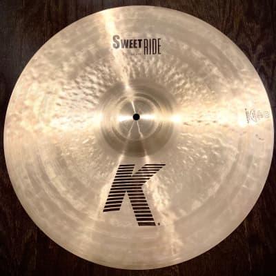 """Zildjian 21"""" K Series Sweet Ride Cymbal (NEW Open Box Item)"""