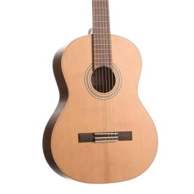 LA MANCHA Rubi CM-SN-LEFT Small Neck - Linkshänder Konzertgitarre