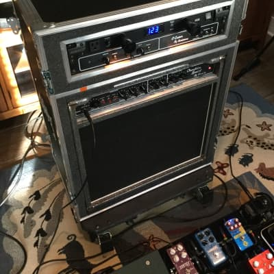 Boutique quality Ceriatone HRM Bluesmaster with ATA Roadcase, C-Lator and Furman Power Conditioner. for sale