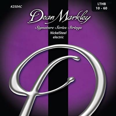 Dean Markley 2504C NickelSteel 7-String Strings Light Top Heavy Bottom 10-60