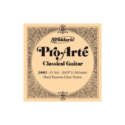D´Addario ProArte J4603 G Single Classical Guitar String